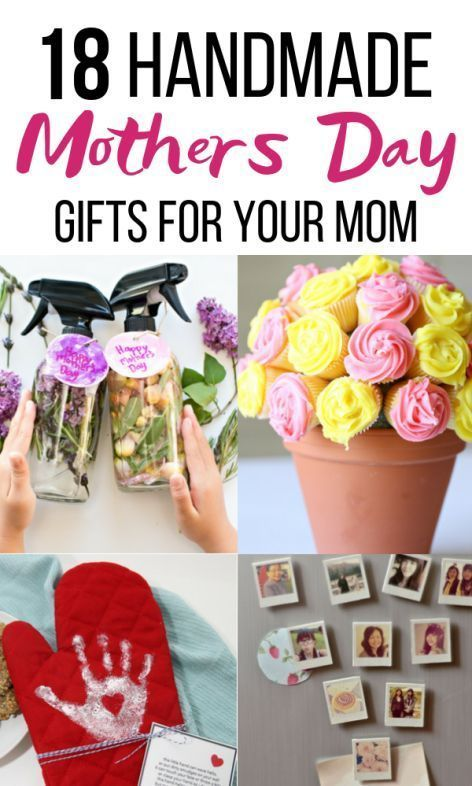 Mothers Day Gifts From Daughter Diy