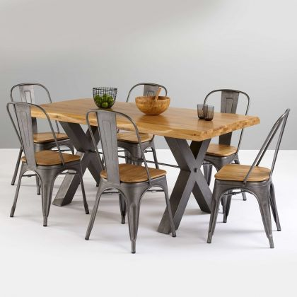 Brooklyn Extending Dining Table Extendable Dining Table
