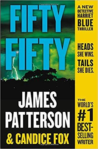 Pdf Download Fifty Fifty Harriet Blue Free Epub Patterson James Patterson James Patterson Books