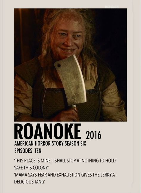 Roanoke by Millie
