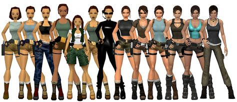 lara croft | Lara l'Exploratrice, un portrait de Lara Croft