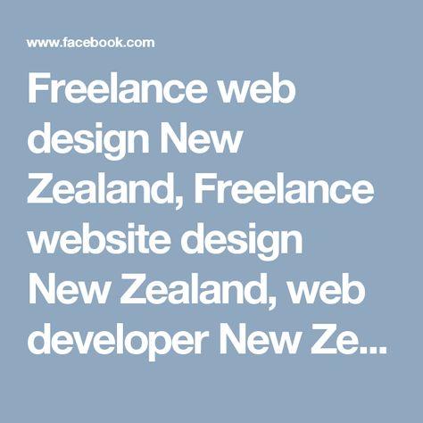 Freelance web design New Zealand, Freelance website design New - website development agreement