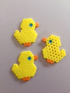 10 Easter Perler Bead Patterns and Ideas!   Perler Beads