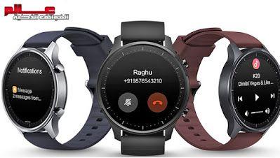 مواصفات و مميزات ساعة شاومي Xiaomi Mi Watch Revolve In 2020 Xiaomi Samsung Gear Watch Gorilla Glass