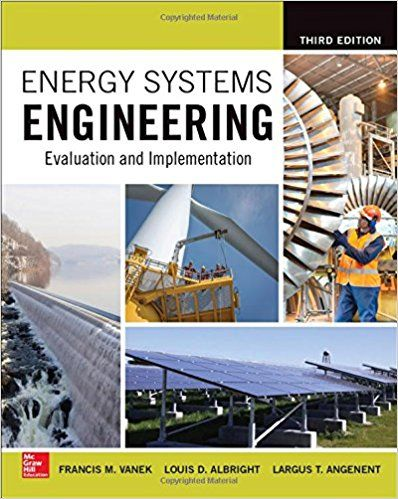 Solutions Manual Energy Systems Engineering Evaluation And