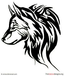 60 Awesome Wolf Tattoos More About The Meaning Of Wolves Designs Include Tribal And Howling Head Paw