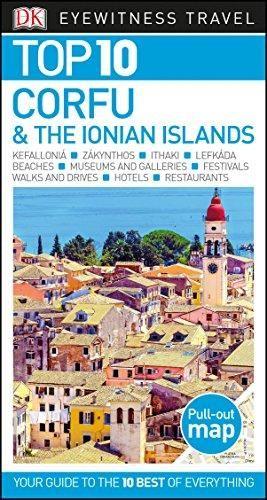 DK Eyewitness Top 10 Corfu and the Ionian Islands (Pocket Travel Guide) - Default