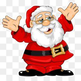 Christmas Tree Animation Santa Claus Png Clipart Santa Claus Clipart Santa Claus Cute Owl Cartoon