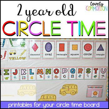 2 Year Old Circle Time Board And Songs In 2020 Circle Time Board Toddler Learning Activities Preschool 2 Year Old
