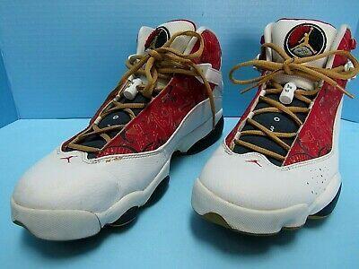 Comida Destino administrar  NIKE AIR JORDAN TWO 3 - MVP 91 92 93 96 97 98 No.... | Red basketball  shoes, Basketball shoes for men, High top basketball shoes