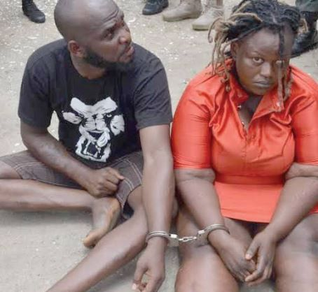 Lagos Police Arrest Lovers Who Stole N38 Million Health Insurance