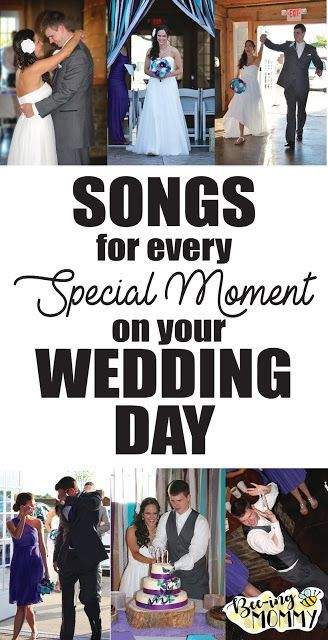 Wedding Song Ideas for those Special Moments Songs for Every Special Moment on your Wedding Day: First Dance, Garter Toss, Cake Cutting, even Dance Songs for the Reception Best Wedding Songs, Wedding Dance Songs, Wedding Playlist, Country Songs For Wedding, Wedding Songs Reception, Wedding Dancing, Wedding First Dance, Cake Cutting Songs, Wedding Cake Cutting