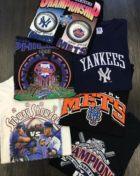 baseball 2000 Subway Series Tee Size XL...