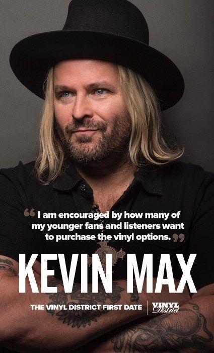 Kevin Max, The TVD First Date and Premiere