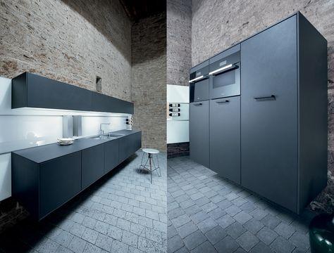 next125 - NX 950 Ceramic beton grau Nachbildung | Küchen | Pinterest ...