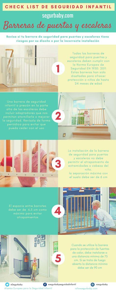 36 Ideas De Barreras Para Puertas Y Escaleras En 2021 Seguridad Infantil Centro Infantil Escaleras