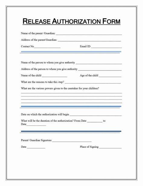 Printable Return To Work Medical Form Return To Work Return To