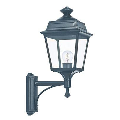 Strålande Klassisk utebelysning stående arm vägg Place des Vosges 1 NA-65