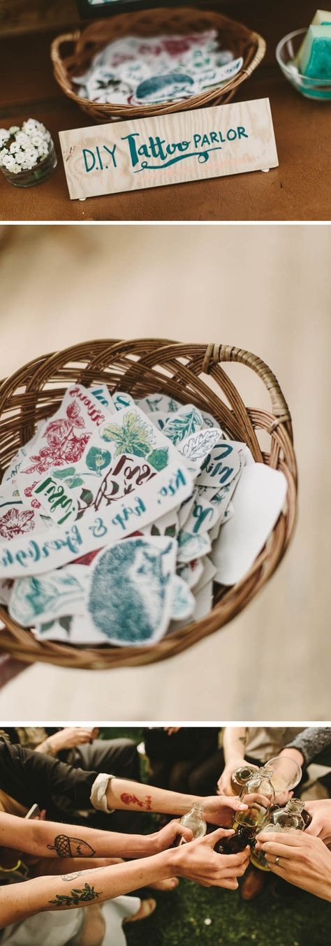 Colorful Oslo Wedding Full of DIY Details