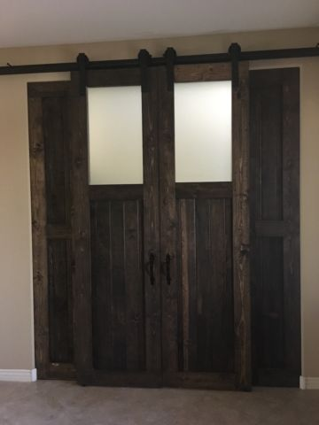 Our Work Barn Doors Sliding Barn Door Sliding Barn Door