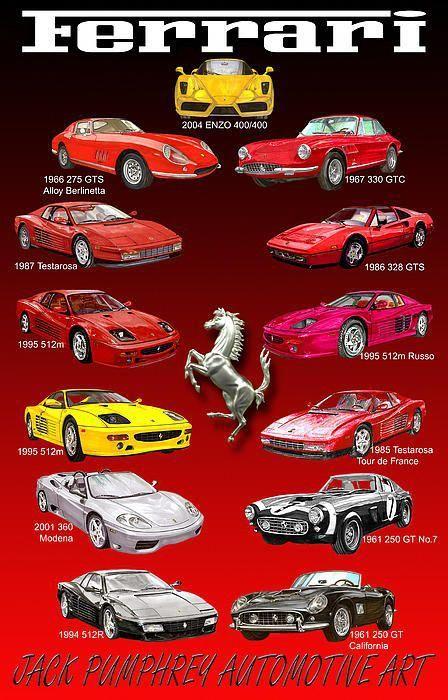 The Exciting Ferrari Enzo Ferrari Enzo