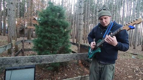 The Sherwood Trees Make Music At Electric Forest W/ Tom Wall Of Cosmic Knot – Yo…
