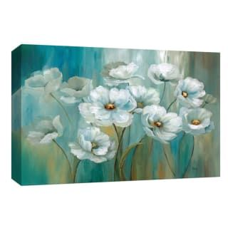 Ptm Images 9 148278 N A Ptm Canvas Collection 8 X 10 Amazing Morning Giclee Flowers Art Print On Ca Pinturas Florales Pinturas Abstractas Flores Pintadas
