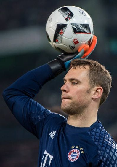 Manuel Peter Neuer Is A German Professional Footballer Who Plays As A Goalkeeper For And Germany National Football Team Best Football Players European Football