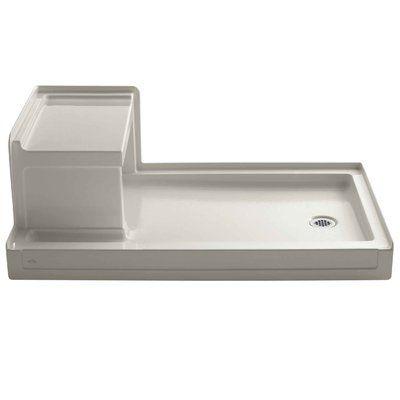 Kohler Tresham 60 X 36 Single Threshold Right Hand Drain Shower