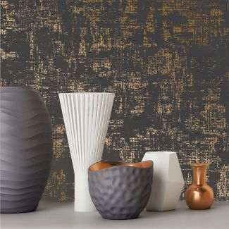 Shop For Wallpaper At Target Find Textured Beadboard Self Adhesive And Paintable Wallpaper Free Shipping On O Removable Wallpaper Charcoal Walls Flat Paint