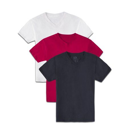 Fruit of the Loom Little Boys A-Shirt Pack of 3