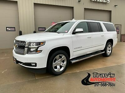 Ebay Advertisement 2018 Chevrolet Suburban Lt Lt 4x4 Signature Package Max Trailering Package In 2020 Chevrolet Suburban Chevrolet Cars Trucks