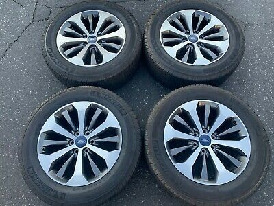 Advertisement Ebay 2019 Ford F150 Factory 20 Wheels Tires Oem