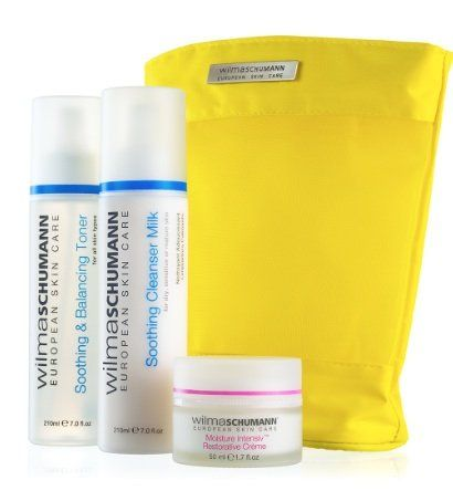 Wilma Schumann Drysensitive Skin Kit More Info Could Be Found At The Image Url This Is An Affiliate Link Dry Sensitive Skin Skin Care Kit Sensitive Skin