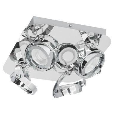 Plafon Xena Chrom Led Inspire Serie Reflektorkow W Atrakcyjnej Cenie W Sklepach Leroy Merlin Led Engagement Rings Wedding Rings