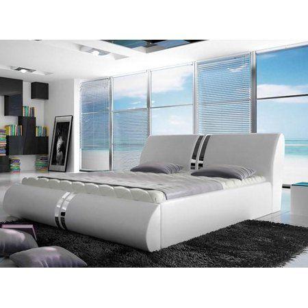 Callisto Bed European Queen Size, European Queen Bed Frame