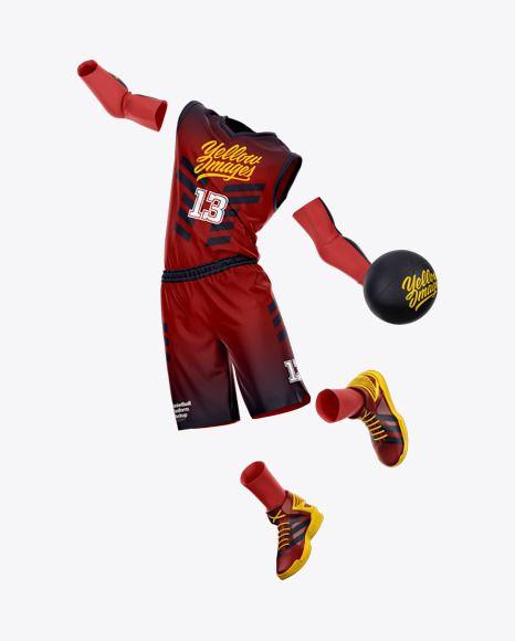 Download Basketball Jersey Mockup Psd Free - Free PSD Mockups Smart ...