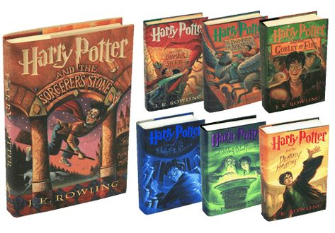 Favorite Books To Read With Your Kids Harry Potter Books