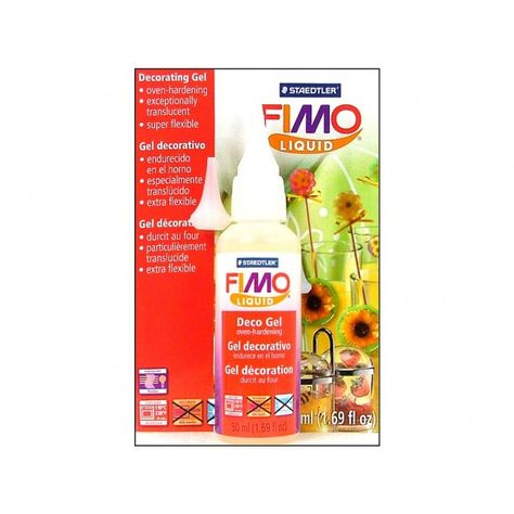 Fimo Liquid Decorating Gel 1 6oz For Me This Is A Must Have I Use