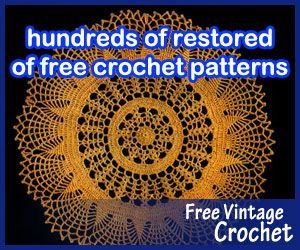 Crochet At Play: 26,000 Free crochet patterns and counting - to look through at some point