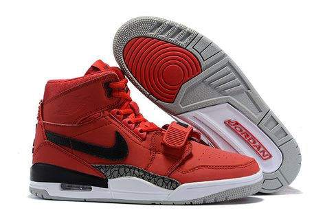 "f05315ffb064b2 Don C x Jordan Legacy 312 ""Toro"" Varsity Red Black-White AV3922-601 ..."