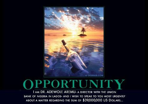 Opportunity from Despair, Inc.