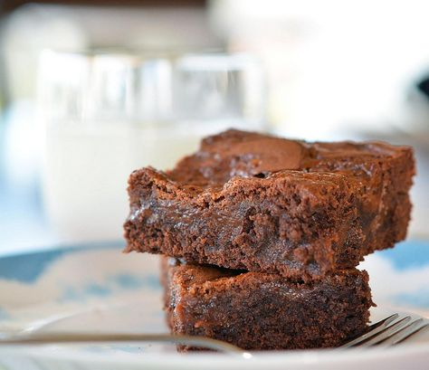 Caramel Brownies
