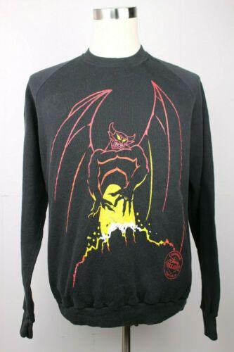 Vintage 80s Disney Character Fashions Chernobog Fantasia Crewneck Sweatshirt L Ebay Disney Inspired Fashion Sweatshirts Athletic Outfits
