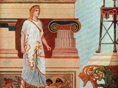 Museum of Byzantine Culture in Thessaloniki, Greece