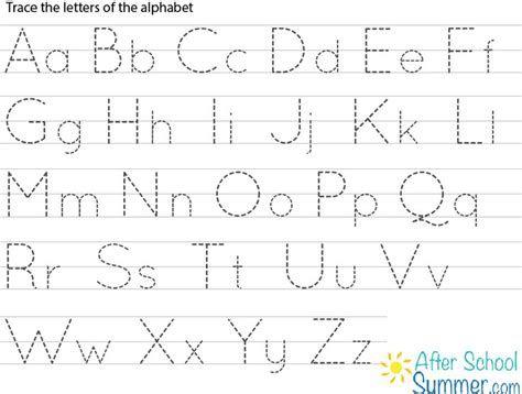 Free Alphabet Tracing Worksheets Alphabet Tracing Tracing Alphabet  Letters, Alphabet Tracing Worksheets, Preschool Alphabet Printables