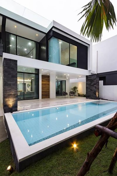 Swimming Pool Attached To The Ground Floor Terrace House Swimming Pools Ground Floor