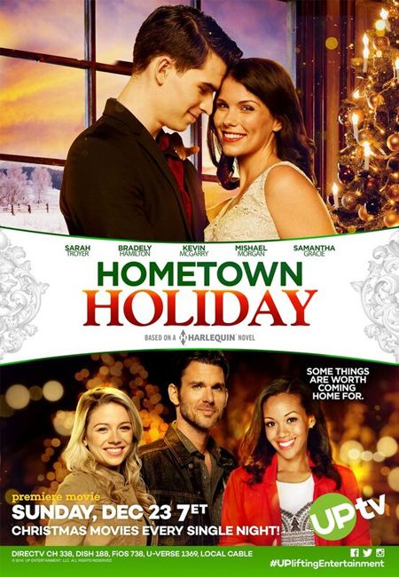 Uptv Spreads Holiday Cheer With Seven All New Christmas Movie Premieres Uptv Sarahmlancaster Karenholness Hold Christmas Movies Holiday Movie Movies
