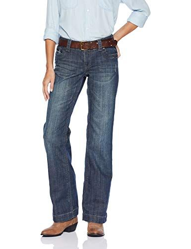 Stetson Womens Ladies Jean 214 Trouser Fit