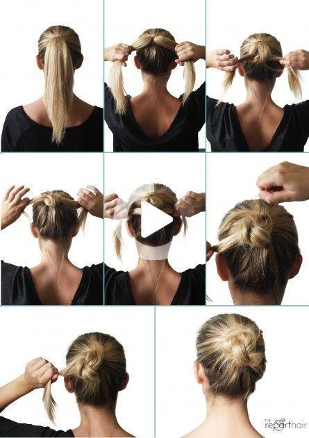 Epingle Sur Coiffures Moyennes Pour Les Cheveux Epais